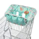 Kids II Comfort & HarmonyTM Cozy Cart CoverTM in Foxtrot LeavesTM