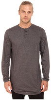 Publish Seeger Premium Long Sleeve Henley Knit