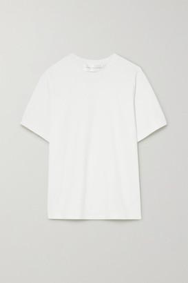 Victoria Victoria Beckham Victoria, Victoria Beckham - Victoria Cotton-jersey T-shirt - White