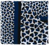 Paul Smith heart print scarf