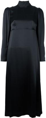 Simone Rocha Embellished Sheer Layer Dress