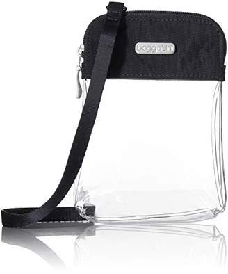 Baggallini Clear Event Bryant Crossbody