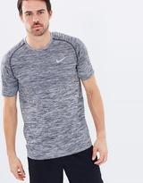 Nike Dri-FIT Short Sleeve Knit Top