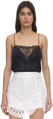 Alice McCall ETHEREAL LACE CAMISOLE TOP