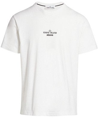 Stone Island Archive Logo T-Shirt
