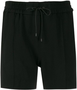 Kenzo Side-Striped Track Shorts