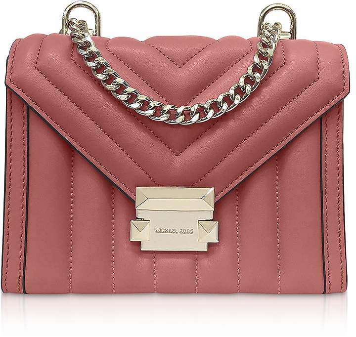 ad85eeac00900a Michael Kors Quilted Leather Handbags - ShopStyle