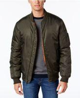 Ben Sherman Men's Bomber Jacket
