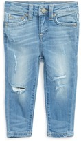 Infant Girl's Ag Adriano Goldschmied Kids Ankle Skinny Jeans