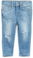 Infant Girl's Ag Ankle Skinny Jeans