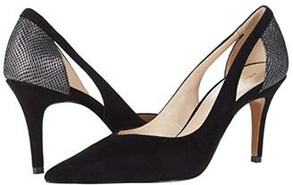 Pelle Moda Harper (Black) Women's Shoes