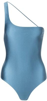 JADE SWIM Apex one-shoulder swimsuit