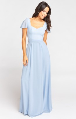 Show Me Your Mumu Marie Sweetheart Maxi Dress