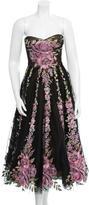 Marchesa Dress w/ Tags
