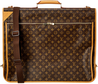 Louis Vuitton Monogram Canvas Garment Bag