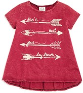 Ppla Girls' Don't Quit Your Daydream Acid Washed Tee - Sizes S-L