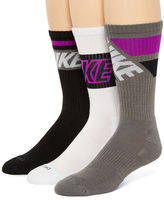 Nike 3-pk. Dri-FIT Fly Rise Crew Socks