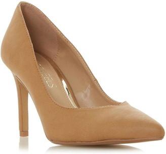 Head Over Heels Andrea Round Toe Platform Count Shoes