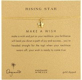 Dogeared Make A Wish Rising Star Necklace