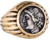 Bvlgari Monete Antiche Coin Ring