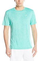 Head Men's Spacedye Hypertek Crew Neck Top