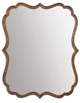 Uttermost 'Spadola' Hammered Copper Mirror