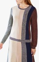 BCBGMAXAZRIA Theona Color-Blocked Sweater