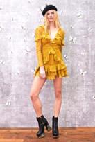 For Love & Lemons Daphne Mini Dress