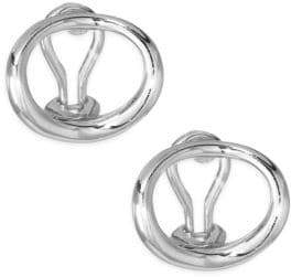 Charlotte Chesnais Silver Naho Earrings