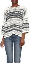 Lush Cable Knit Sweater