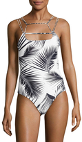 Mikoh Athens Slip-On One Piece Swimsuit