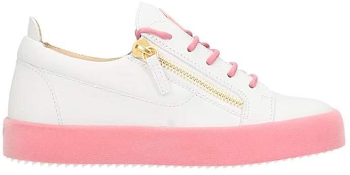 Giuseppe Zanotti Frankie Zip Sneakers