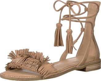 Pelle Moda Women's Harah Flat Sandal