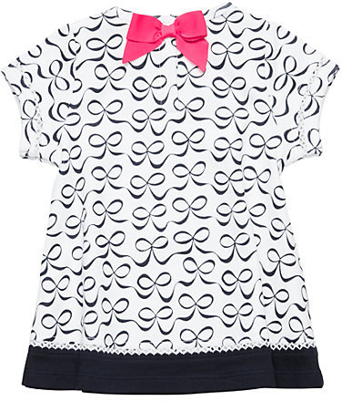 Kate Spade Layette bow dress and bloomer set