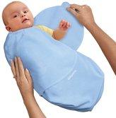 Summer Infant SummerInfant SwaddleMe Microfleece Plain - Small Blue