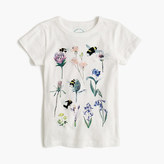 J.Crew Girls' for the Xerces Society save the bees T-shirt