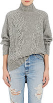 TOMORROWLAND Women's Mixed-Stitch Wool-Blend Sweater