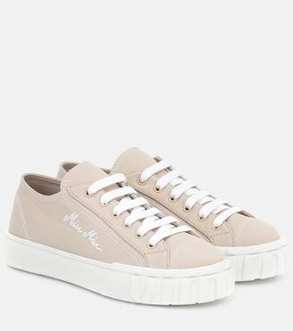 Miu Miu Canvas sneakers