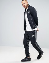 Nike Tracksuit Set In Black 832848-011