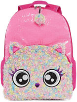 Asstd National Brand Pink Owl Backpack