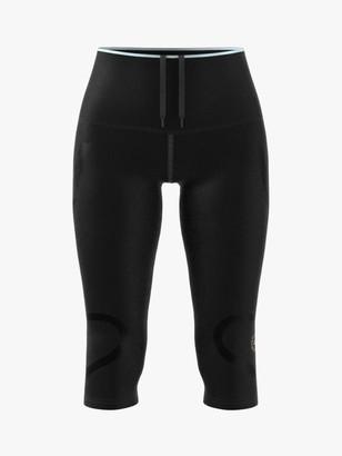 adidas by Stella McCartney TruePace 3/4 Leggings, Black