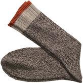 Johnston & Murphy Wool Blend Casual Sock