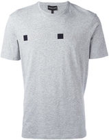 Emporio Armani logo print T-shirt - men - Cotton - S