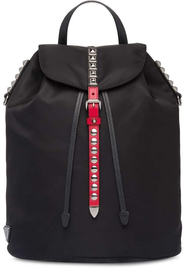 64982d95340f Prada Women's Backpacks - ShopStyle
