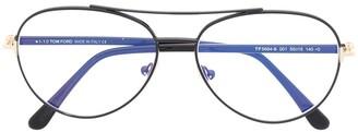 Tom Ford Aviator-Frame Glasses