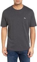 Tommy Bahama Men's Big & Tall 'New Bali Sky' Pima Cotton Pocket T-Shirt