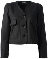 Christophe Lemaire cropped jacket