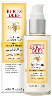 Burt's Bees SPF 15 Skin Nourishment Day Lotion