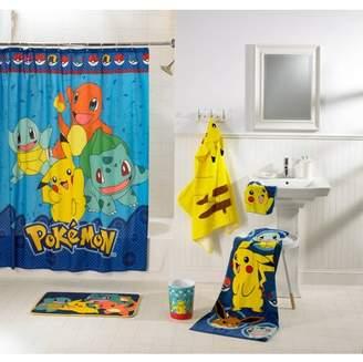 Pokemon Pok??Mon Kids 5 Piece Bathroom in a Bag Set, Exclusive