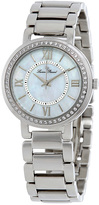 Lucien Piccard Stainless Steel & Mother-of-Pearl Alice Bracelet Watch - Women